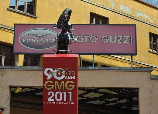 Moto Guzzi prosegue la festa per i suoi 90 anni - Foto 30 di 57