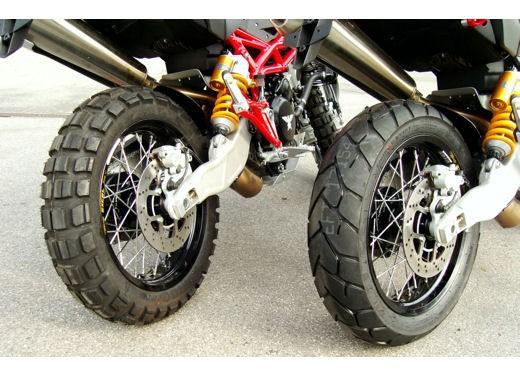 Moto Morini Granpasso 2010 - Foto 11 di 11