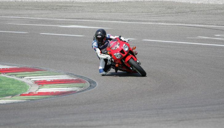 Un sogno realizzato: test ride Honda VTR 1000 SP 1 - Foto 4 di 20