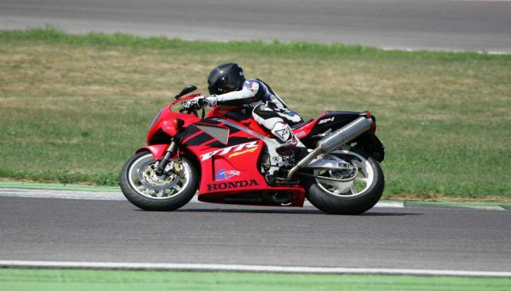 Un sogno realizzato: test ride Honda VTR 1000 SP 1 - Foto 6 di 20