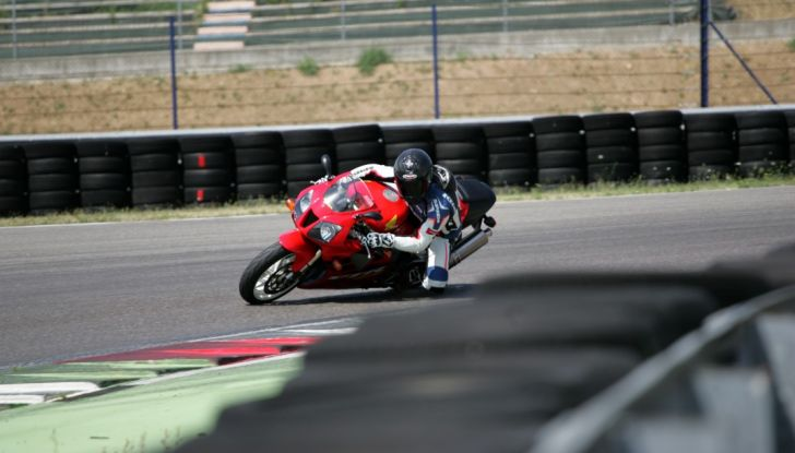 Un sogno realizzato: test ride Honda VTR 1000 SP 1 - Foto 9 di 20