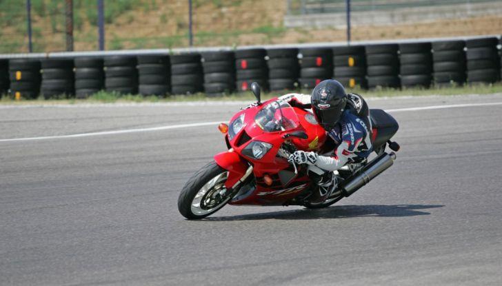 Un sogno realizzato: test ride Honda VTR 1000 SP 1 - Foto 10 di 20