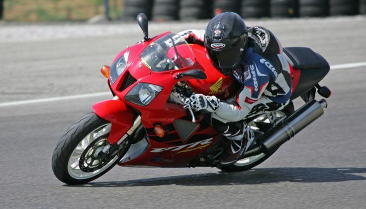 Un sogno realizzato: test ride Honda VTR 1000 SP 1 - Foto 11 di 20