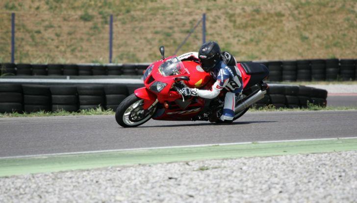 Un sogno realizzato: test ride Honda VTR 1000 SP 1 - Foto 14 di 20