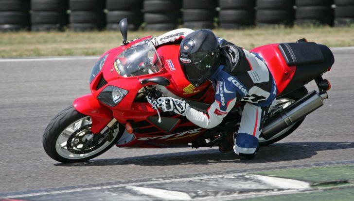 Un sogno realizzato: test ride Honda VTR 1000 SP 1 - Foto 16 di 20