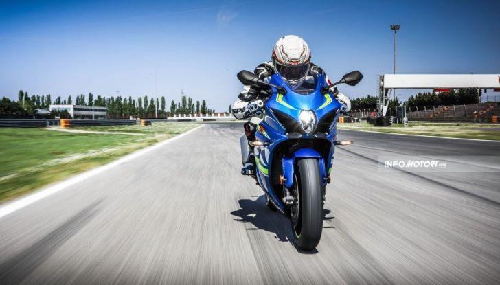 Suzuki Day 2018: A San Martino Del Lago per provare la GSX-R1000 - Foto 4 di 5