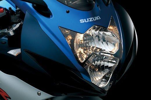 Suzuki GSX-R 750 - Foto 7 di 18