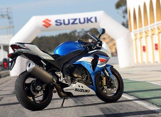 Suzuki GSX-R1000: tutti gli accessori per personalizzarla - Foto 7 di 7