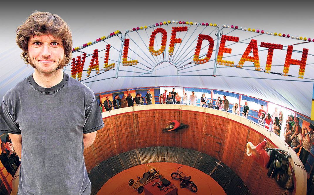 Guy Martin batte il record di velocità al Wall of Death 2016 - Foto 6 di dccca8a31c7