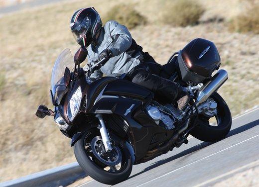 L'innovazione arriva dal turismo: Yamaha FJR 1300A