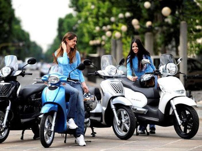 Aprilia Scarabeo 300 Special – Test ride