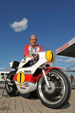 """Yamaha festeggia i suoi 50 anni nei GP alla """"200 Miglia di Imola Revival"""" - Foto 20 di 27"""
