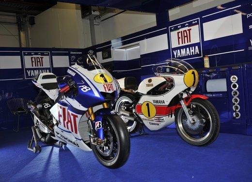 """Yamaha festeggia i suoi 50 anni nei GP alla """"200 Miglia di Imola Revival"""" - Foto 21 di 27"""