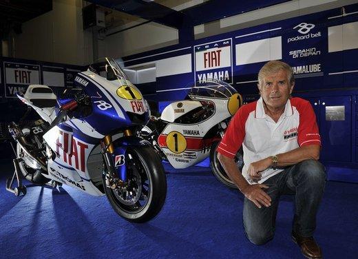 """Yamaha festeggia i suoi 50 anni nei GP alla """"200 Miglia di Imola Revival"""" - Foto 22 di 27"""