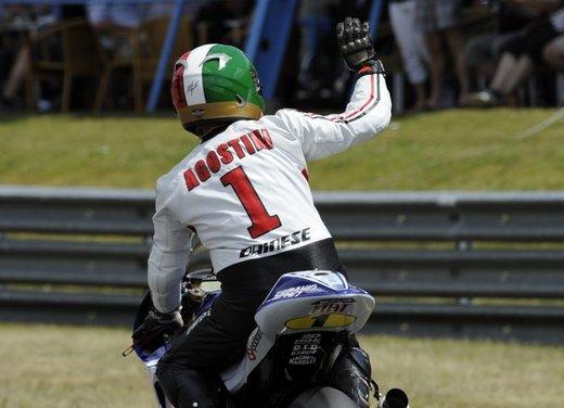"""Yamaha festeggia i suoi 50 anni nei GP alla """"200 Miglia di Imola Revival"""" - Foto 12 di 27"""