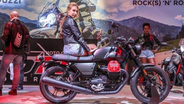 EICMA 2018: Le novità di Aprilia, Moto Guzzi, Piaggio e Vespa - Foto 9 di 20