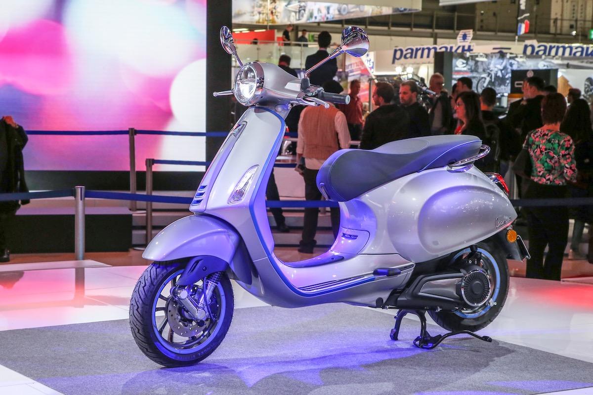 EICMA 2018: Le novità di Aprilia, Moto Guzzi, Piaggio e Vespa - Foto 19 di 20