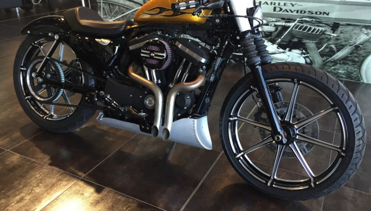Harley-Davidson Bologna trionfa alla Battle of the Kings 2016 Italia - Foto 2 di 13