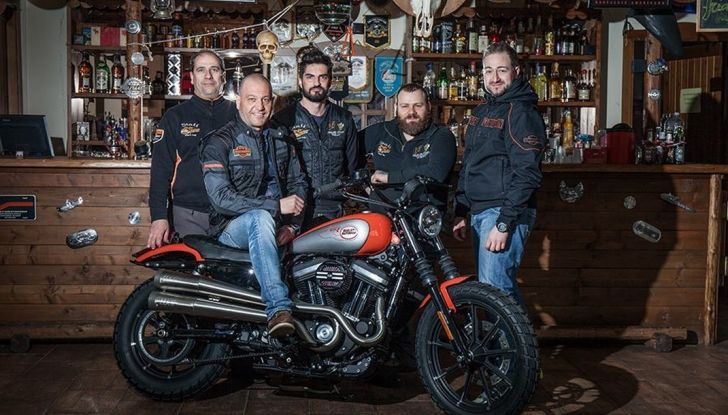 Harley-Davidson Bologna trionfa alla Battle of the Kings 2016 Italia - Foto 11 di 13
