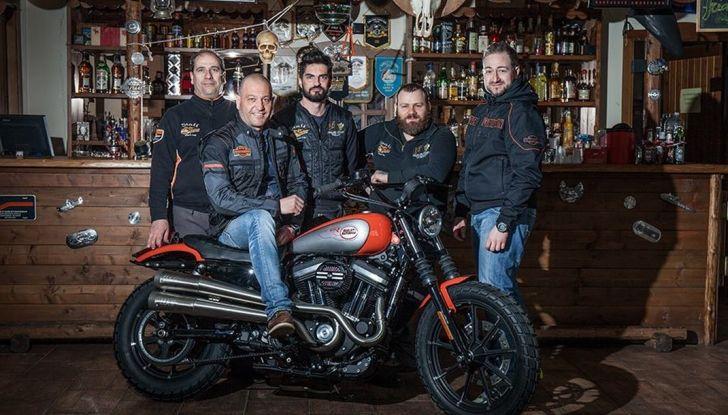 Harley-Davidson Bologna trionfa alla Battle of the Kings 2016 Italia - Foto 11 di 13