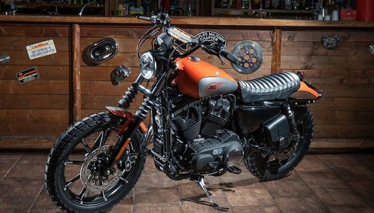 Harley-Davidson Bologna trionfa alla Battle of the Kings 2016 Italia - Foto 9 di 13
