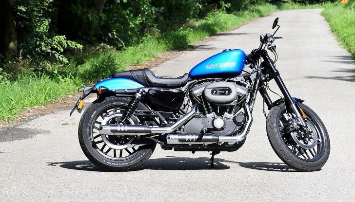 Harley-Davidson Sportster 1200 Roadster: La nostra prova del mito HD - Foto 2 di 38