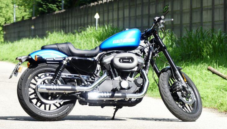 Harley-Davidson Sportster 1200 Roadster: La nostra prova del mito HD - Foto 3 di 38