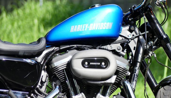 Harley-Davidson Sportster 1200 Roadster: La nostra prova del mito HD - Foto 4 di 38
