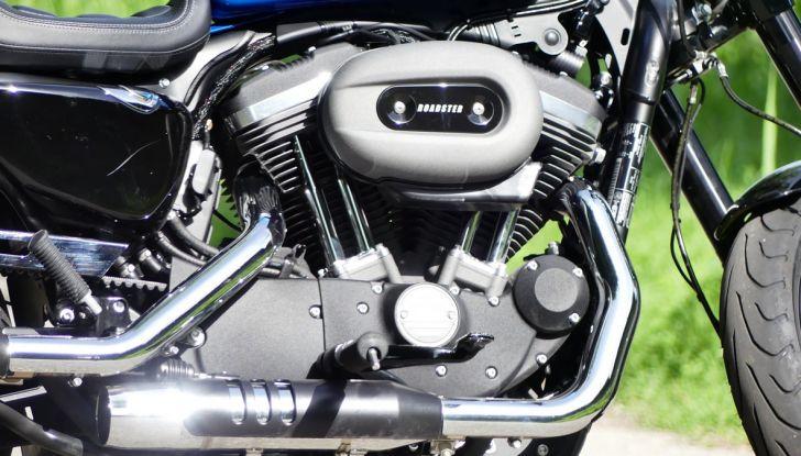 Harley-Davidson Sportster 1200 Roadster: La nostra prova del mito HD - Foto 5 di 38
