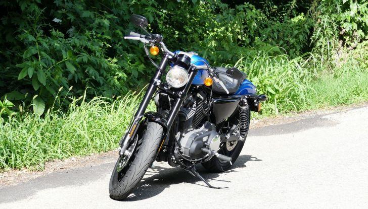 Harley-Davidson Sportster 1200 Roadster: La nostra prova del mito HD - Foto 6 di 38