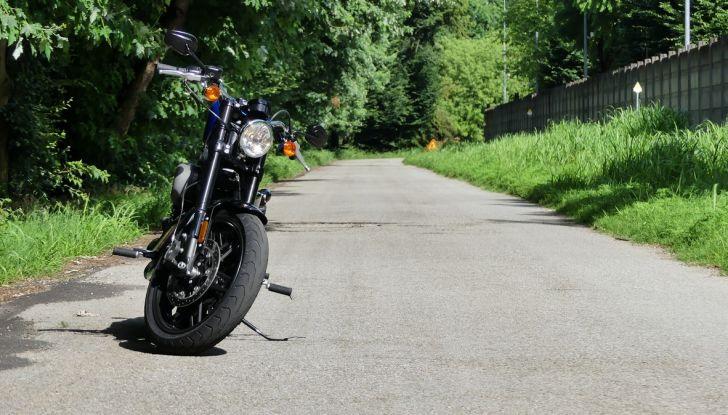 Harley-Davidson Sportster 1200 Roadster: La nostra prova del mito HD - Foto 7 di 38