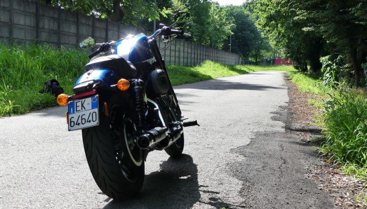 Harley-Davidson Sportster 1200 Roadster: La nostra prova del mito HD - Foto 11 di 38