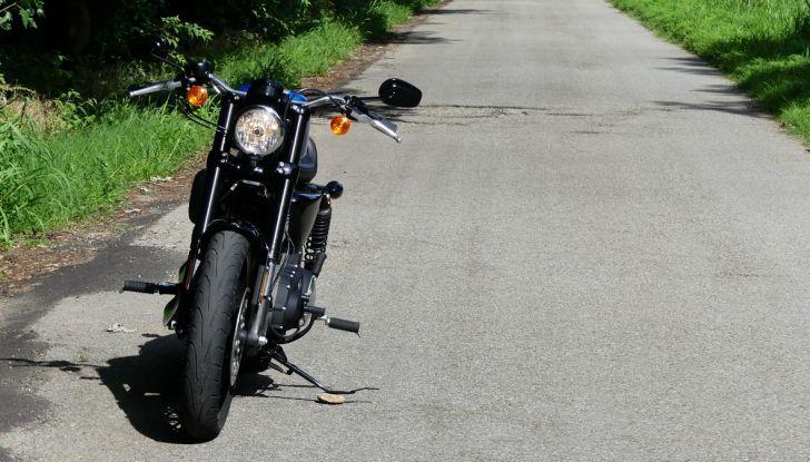Harley-Davidson Sportster 1200 Roadster: La nostra prova del mito HD - Foto 12 di 38