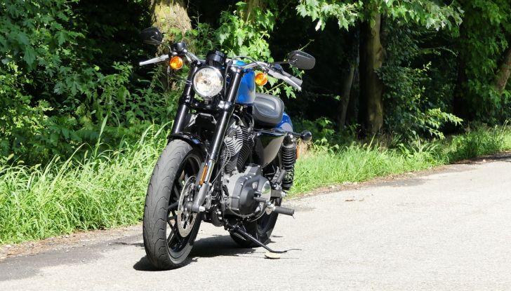Harley-Davidson Sportster 1200 Roadster: La nostra prova del mito HD - Foto 13 di 38