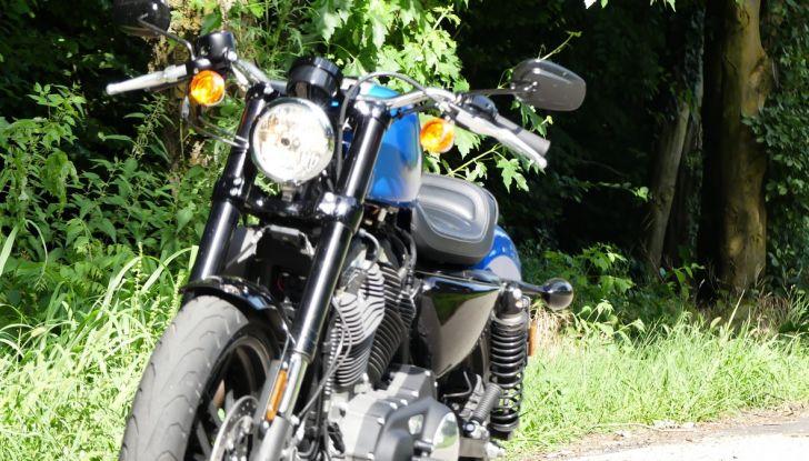 Harley-Davidson Sportster 1200 Roadster: La nostra prova del mito HD - Foto 14 di 38