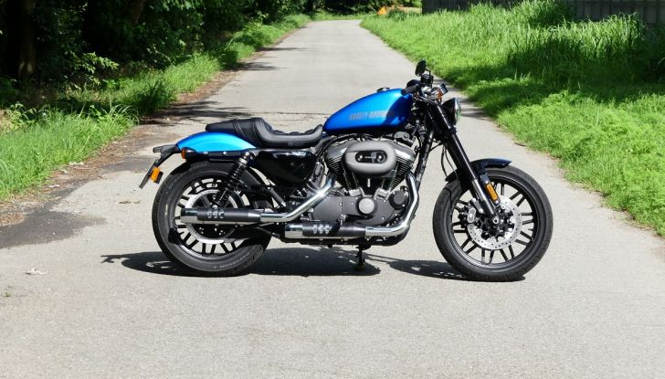 Harley-Davidson Sportster 1200 Roadster: La nostra prova del mito HD - Foto 17 di 38