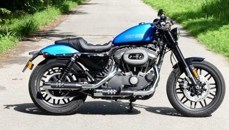 Harley-Davidson Sportster 1200 Roadster: La nostra prova del mito HD - Foto 18 di 38