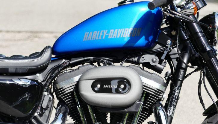 Harley-Davidson Sportster 1200 Roadster: La nostra prova del mito HD - Foto 19 di 38