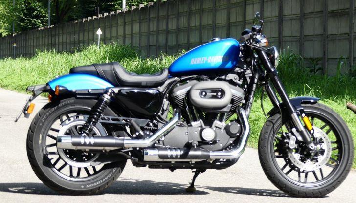 Harley-Davidson Sportster 1200 Roadster: La nostra prova del mito HD - Foto 21 di 38