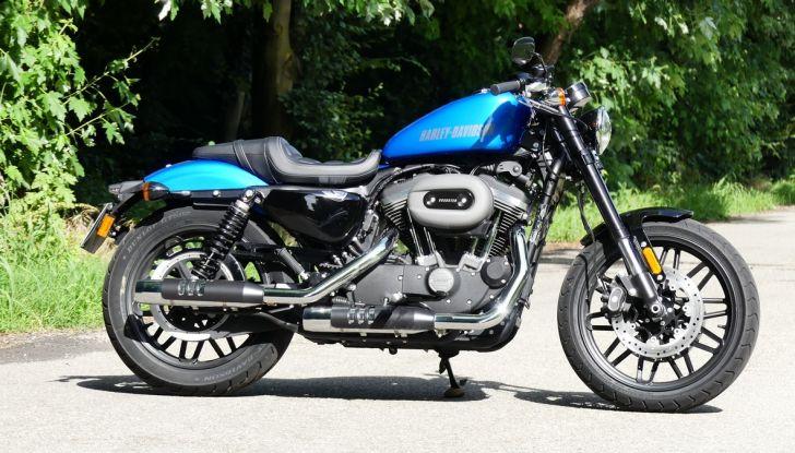 Harley-Davidson Sportster 1200 Roadster: La nostra prova del mito HD - Foto 22 di 38
