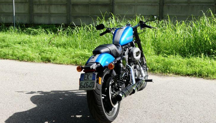 Harley-Davidson Sportster 1200 Roadster: La nostra prova del mito HD - Foto 24 di 38