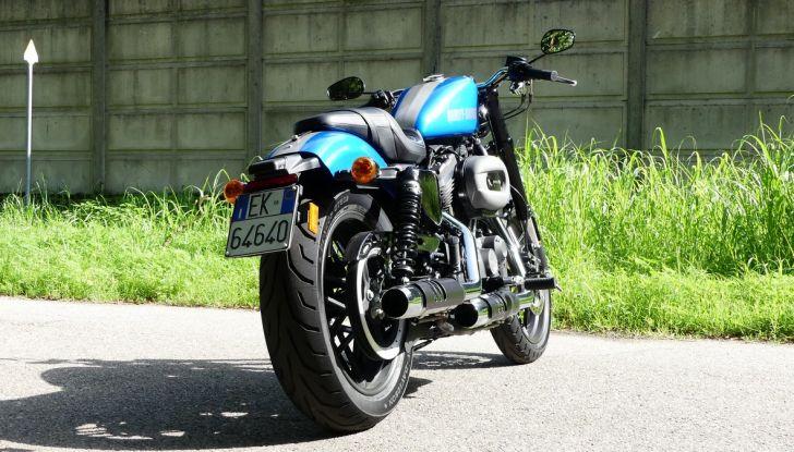 Harley-Davidson Sportster 1200 Roadster: La nostra prova del mito HD - Foto 25 di 38