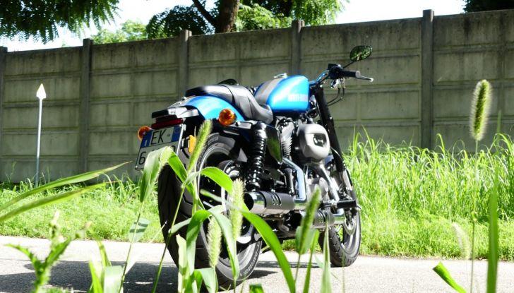 Harley-Davidson Sportster 1200 Roadster: La nostra prova del mito HD - Foto 26 di 38