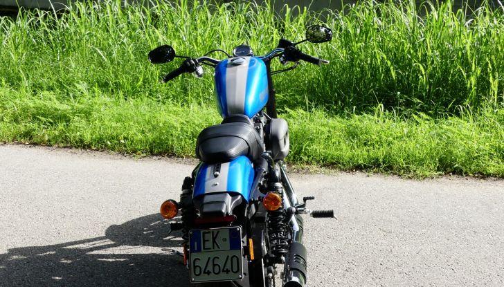 Harley-Davidson Sportster 1200 Roadster: La nostra prova del mito HD - Foto 27 di 38