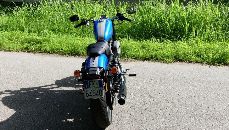 Harley-Davidson Sportster 1200 Roadster: La nostra prova del mito HD - Foto 28 di 38