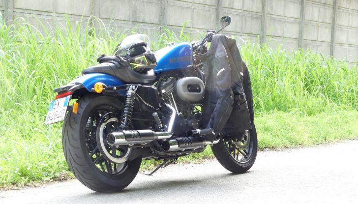 Harley-Davidson Sportster 1200 Roadster: La nostra prova del mito HD - Foto 29 di 38