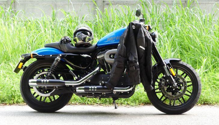 Harley-Davidson Sportster 1200 Roadster: La nostra prova del mito HD - Foto 30 di 38