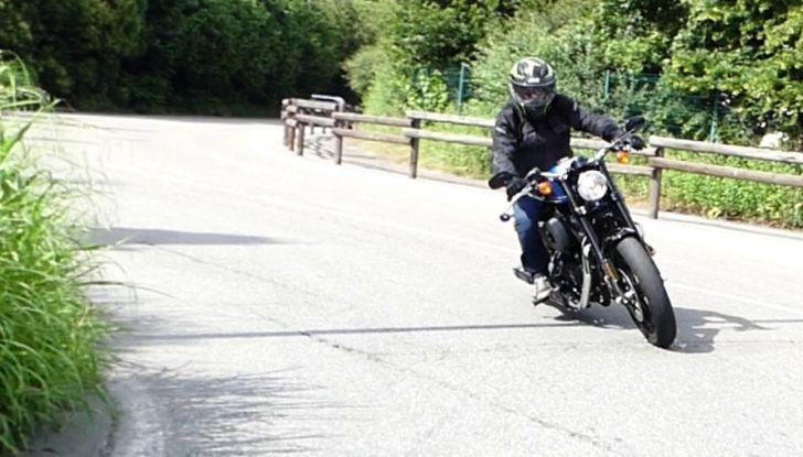 Harley-Davidson Sportster 1200 Roadster: La nostra prova del mito HD - Foto 33 di 38