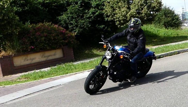 Harley-Davidson Sportster 1200 Roadster: La nostra prova del mito HD - Foto 36 di 38