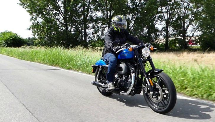 Harley-Davidson Sportster 1200 Roadster: La nostra prova del mito HD - Foto 38 di 38